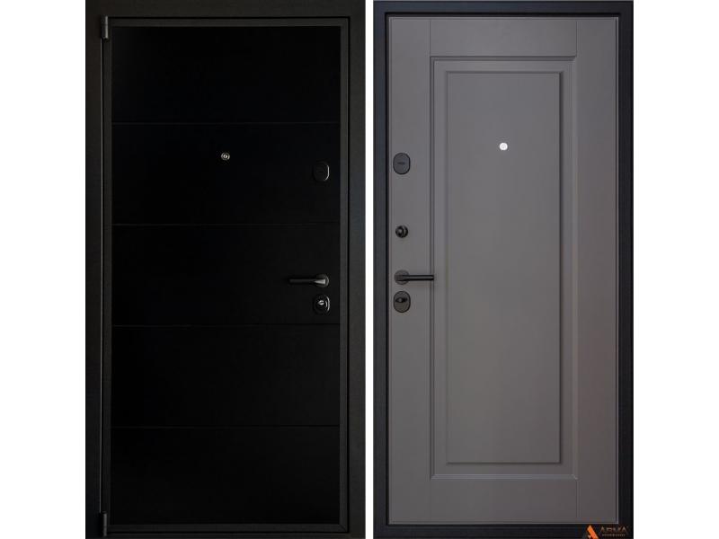"Входная дверь АРМА ""Dark Side"""