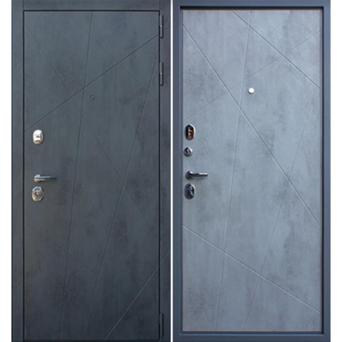Входная дверь АСД Дуэт Б