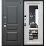 Входная дверь «Гермес NEW» с зеркалом ELIT