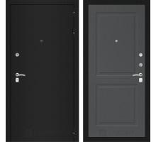 CLASSIC шагрень черная 11 - Графит софт