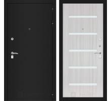 CLASSIC шагрень черная 01 - Сандал белый