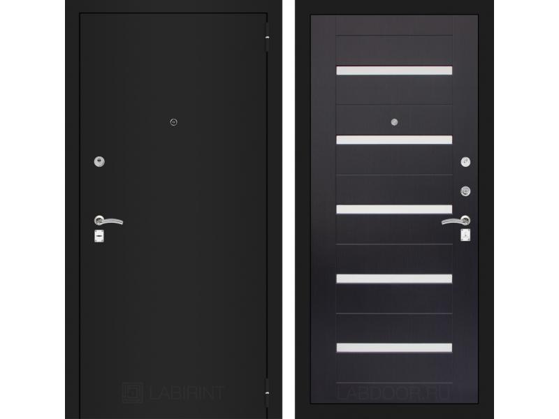 CLASSIC шагрень черная 01 - Венге