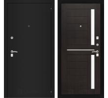 CLASSIC шагрень черная 02 - Венге