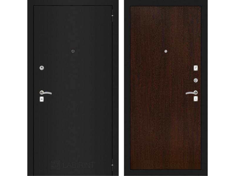 CLASSIC шагрень черная 05 - Венге
