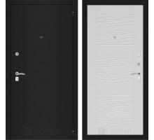CLASSIC шагрень черная 06 - Белое дерево