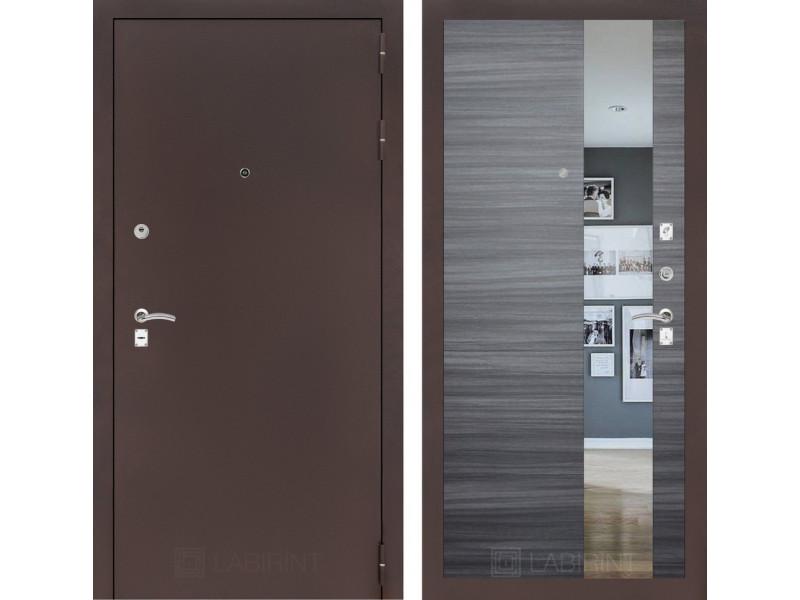 CLASSIC антик медный с Зеркалом - Сандал серый горизонтальный