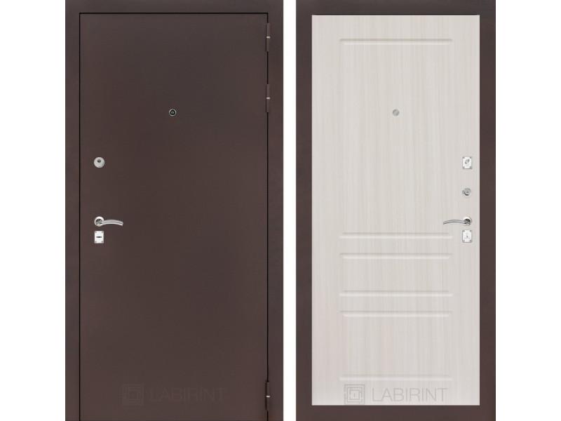 CLASSIC антик медный 03 - Сандал белый