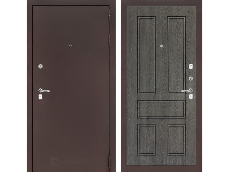 CLASSIC антик медный 10 - Дуб филадельфия графит
