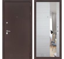 CLASSIC антик медный с Зеркалом - Акация светлая горизонтальная