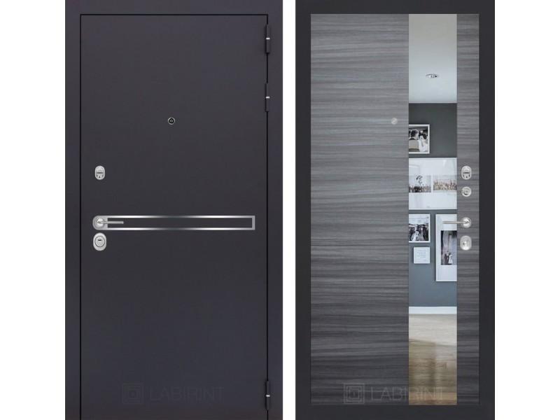 LINE с Зеркалом - Сандал серый горизонтальный