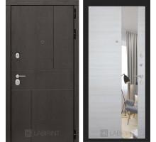 URBAN с Зеркалом - Акация светлая горизонтальная