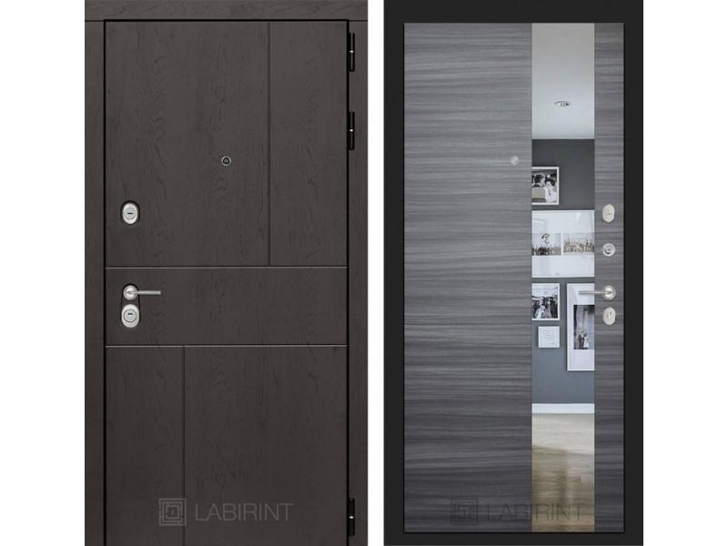 URBAN с Зеркалом - Сандал серый горизонтальный