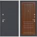 Входная дверь ART графит 03 - Орех бренди
