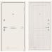 Входная дверь Лайн WHITE 03 - Сандал белый