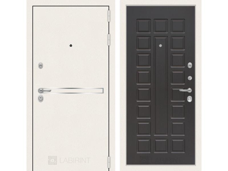 Входная дверь Лайн WHITE 04 - Венге