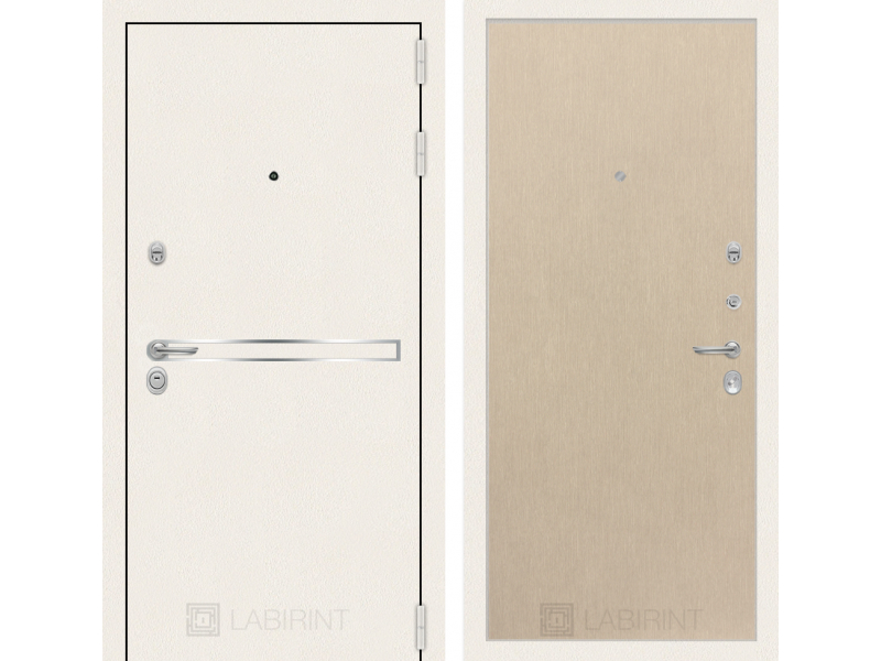 Входная дверь Лайн WHITE 05 - Венге светлый
