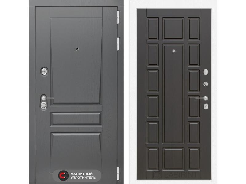 Входная дверь Платинум 12 - Венге