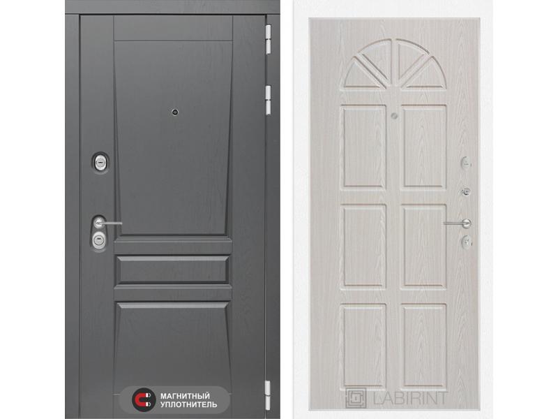 Входная дверь Платинум 15 - Алмон 25
