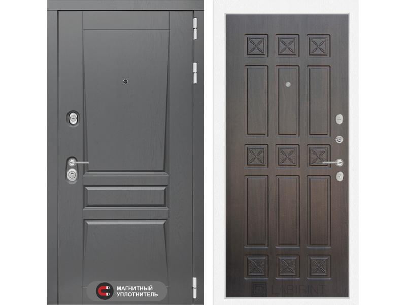 Входная дверь Платинум 16 - Алмон 28