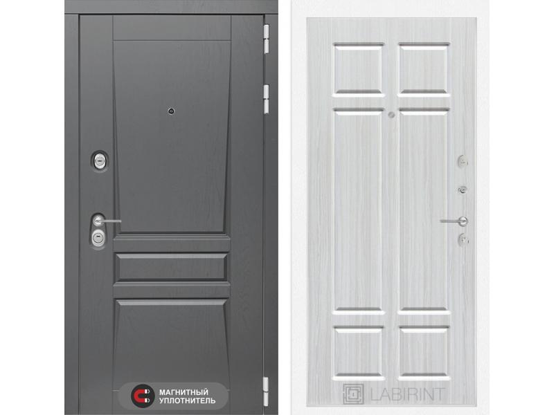 Входная дверь Платинум 08 - Кристалл вуд