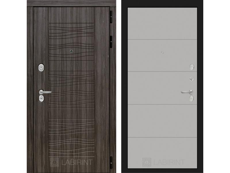 Входная дверь Сканди 13 - Грей софт