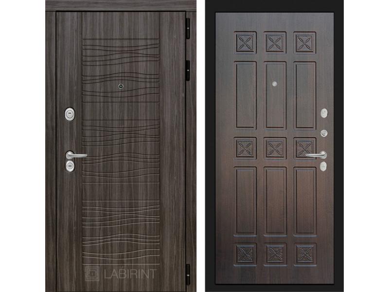 Входная дверь SCANDI 16 - Алмон 28