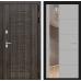Входная дверь SCANDI с Зеркалом 19 - Грей софт