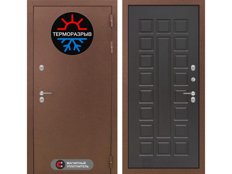 Входная дверь ТЕРМО Магнит 04 -Венге