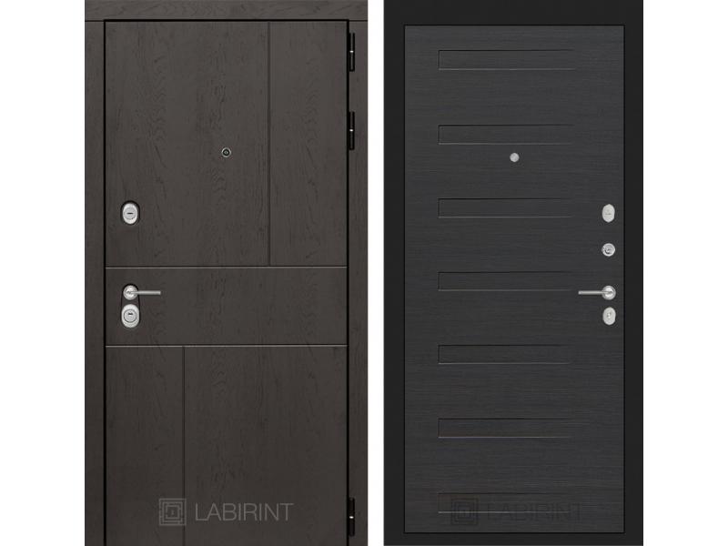 Входная дверь URBAN 14 - Эковенге
