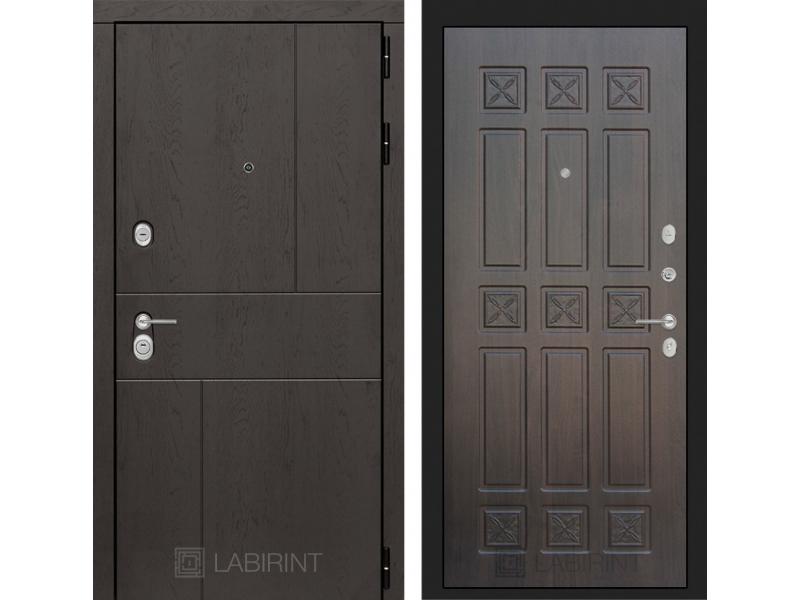 Входная дверь URBAN 16 - Алмон 28