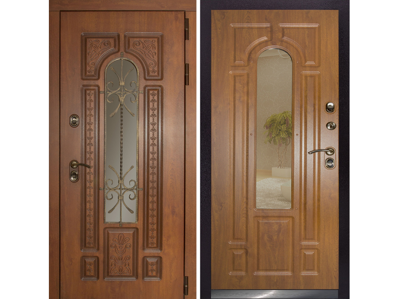 """Входная дверь """"Лацио"""" Терморазрыв"""